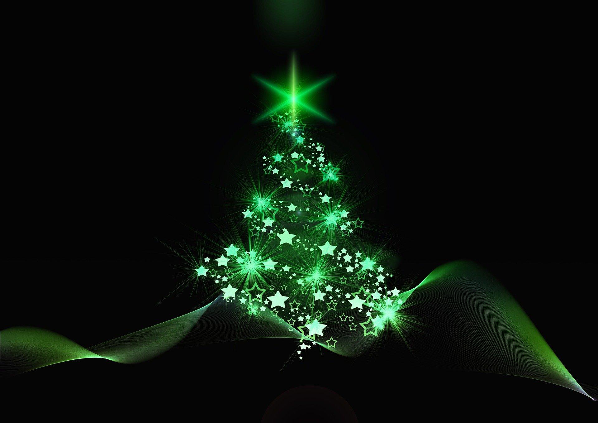 Allen ein schönes Weihnachtsfest
